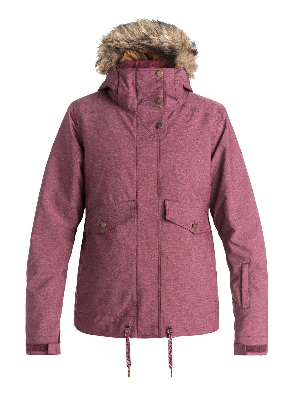 51c981f885e2 Grove - Snow Jacket - Roxy