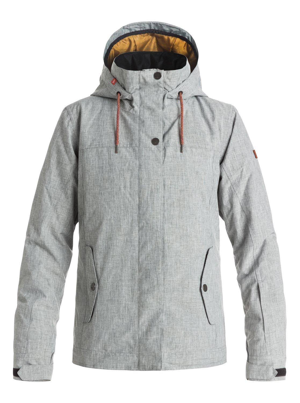 Сноубордическая куртка BillieОсновы основ бытия и всемирного активного зимнего спорта. В нашей коллекции экипировки Essentials вы найдете все, что может понадобиться увлеченному райдеру зимой для того, чтобы кататься в тепле и сухости (об этом позаботятся наши фирменные технологии DRYFLIGHT и WARMFLIGHT), с комфортом и стилем. Функциональность, дизайн и доступность – вот что такое Essentials от ROXY.<br>