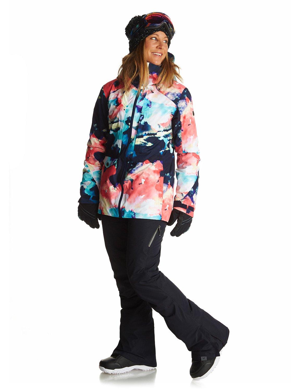 essence 2l gore tex snow jacket 889351848932 roxy. Black Bedroom Furniture Sets. Home Design Ideas