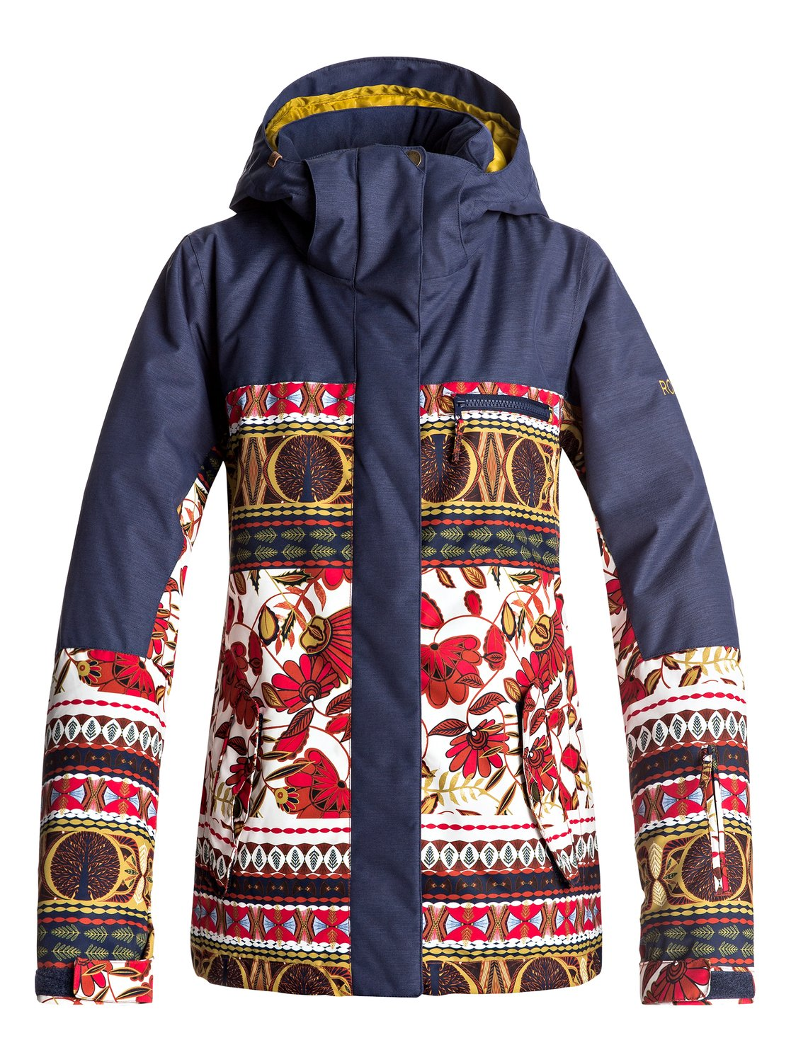 Torah Bright ROXY Jetty - Snow Jacket<br>