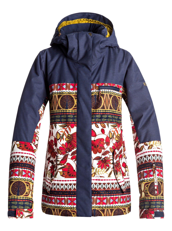 Сноубордическая куртка Torah Bright ROXY Jetty сноубордическая куртка mini jetty little miss