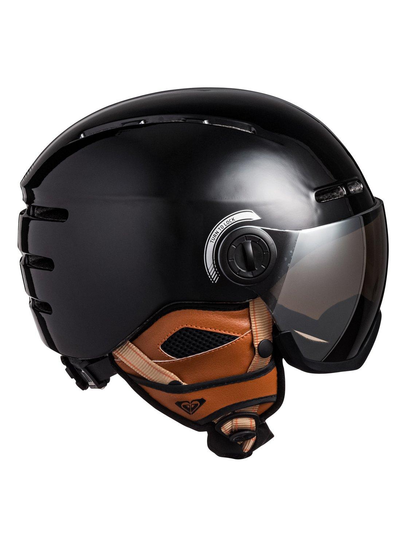 089186baa2e 3 Foenix - Casco De Snowboard Con Visor Negro ERJTL03010 Roxy