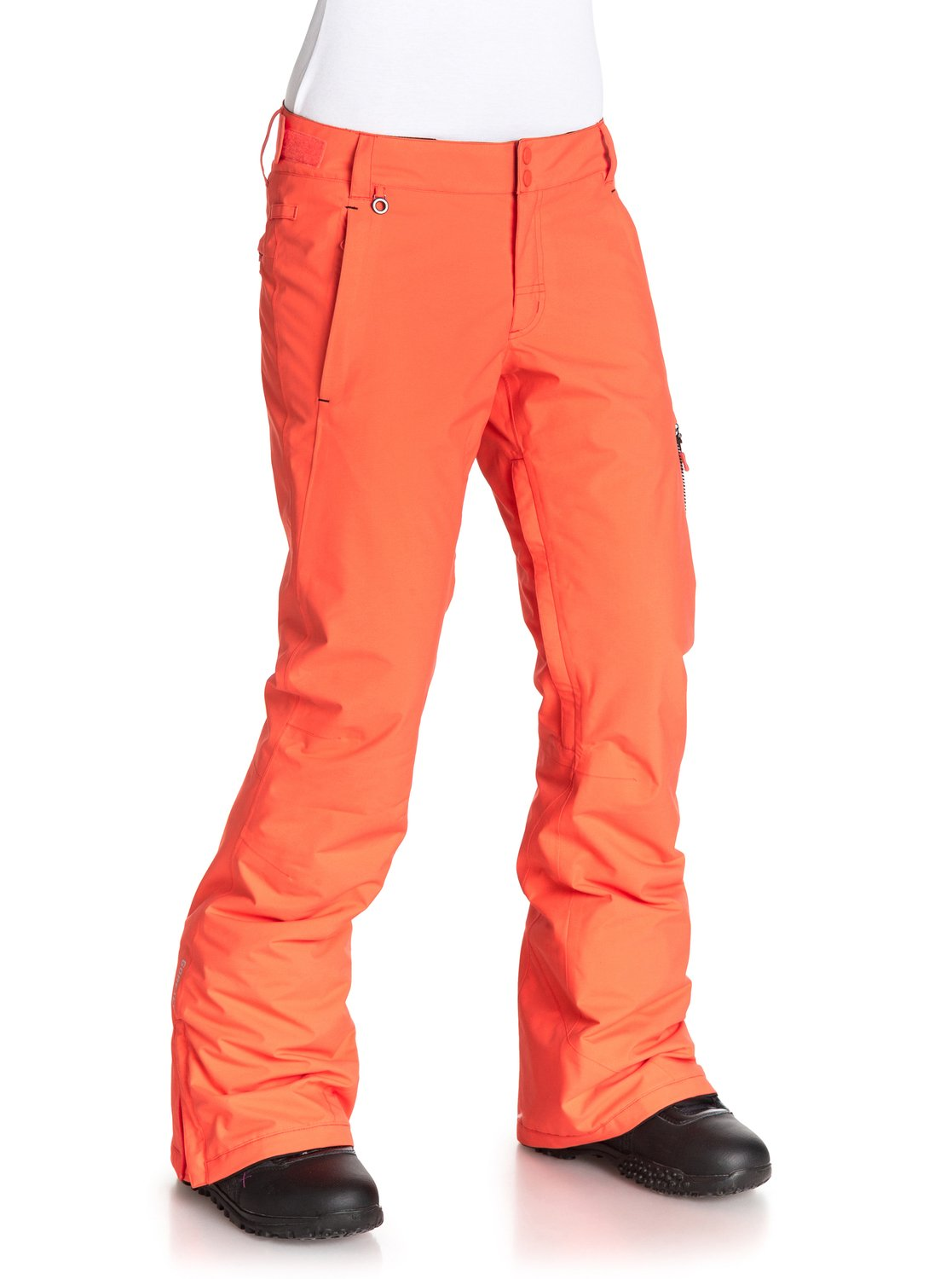 Nylon Taffeta Snow Pants 24