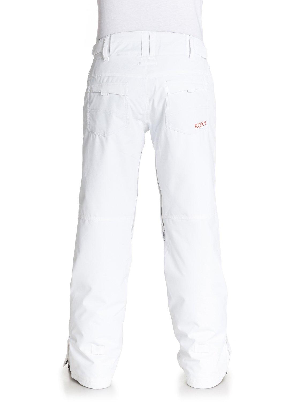 backyard snow pants erjtp03014 roxy