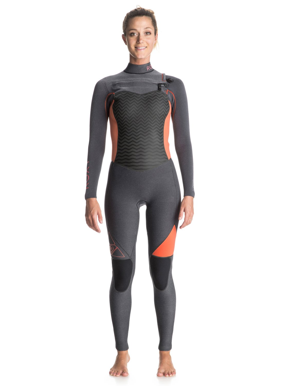 Performance 4/3mm - Traje De Surf Integral Con Cremallera En El Pecho para Mujer Roxy