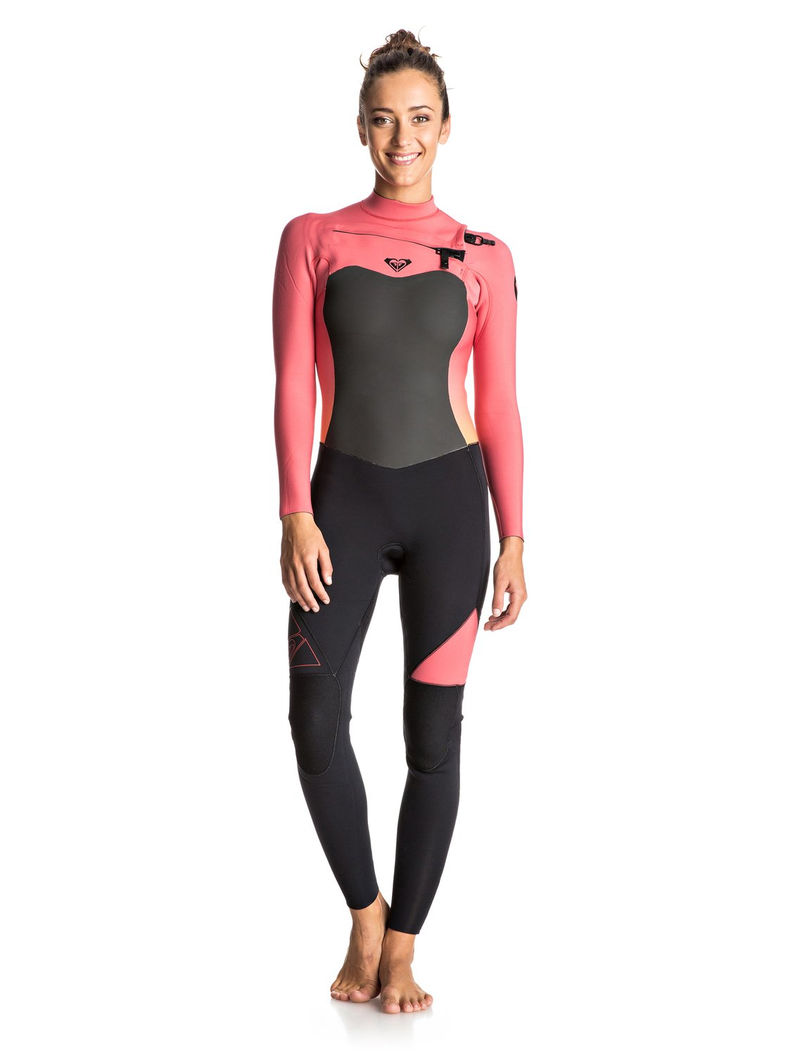 Syncro 3/2mm - Chest Zip Full Wetsuit - Roxy