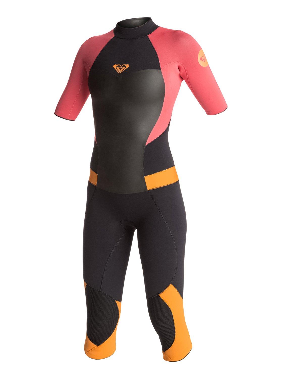Syncro 3/2mm - Springsuit zip dans le dos pour femme - Roxy