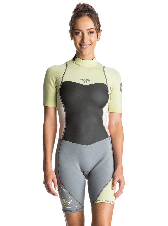 Syncro 2/2mm - Springsuit zip dans le dos pour femme - Roxy