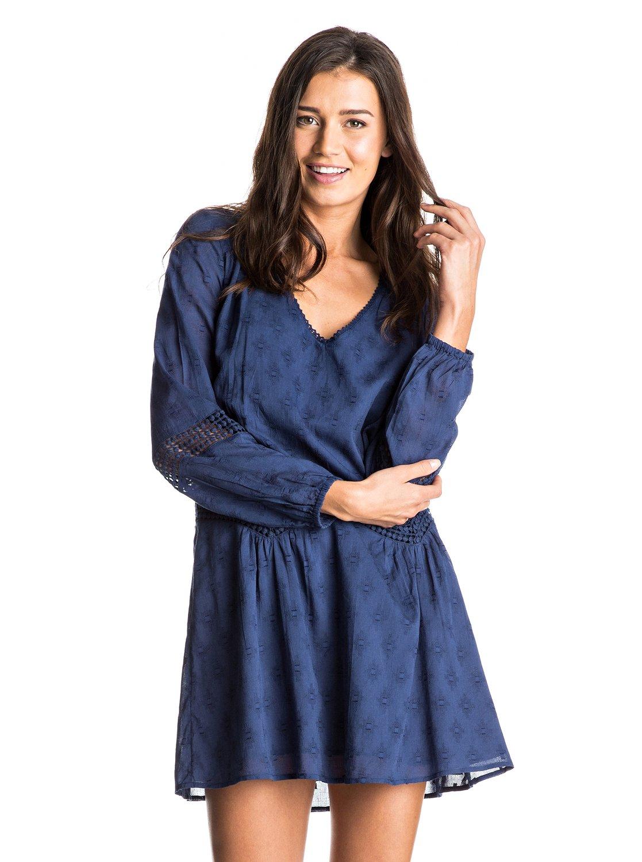 Roxy-Cali-Stars-Robe-a-manches-longues-pour-femme-ERJWD03068