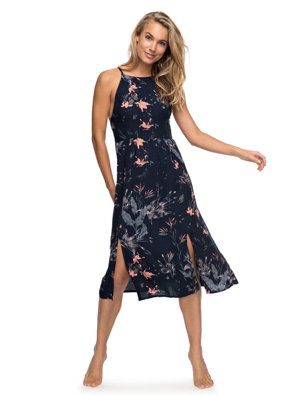 Sparkle Bright Midi Dress ERJWD03163 | Roxy