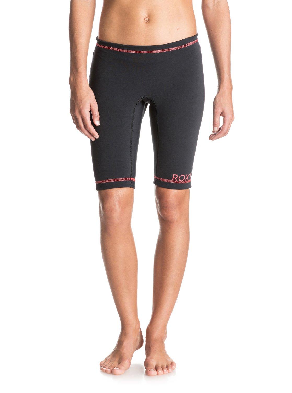 Syncro 1mm - Pantalón Corto De Surf Reef Long para Mujer Roxy