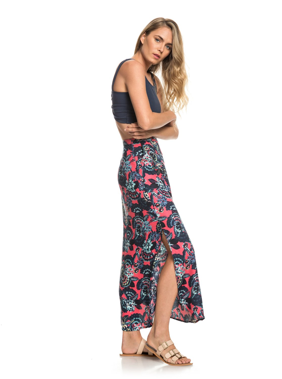 Sunset Islands - Falda Larga para Mujer Roxy