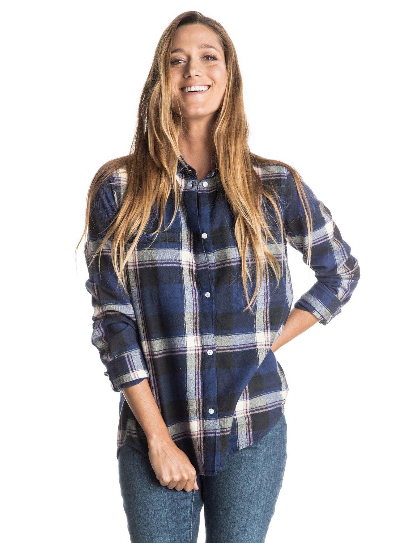 Рубашка женская с длинным рукавом Campay Flannel<br>