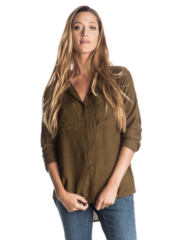 Рубашка женская с длинным рукавом Away We Go