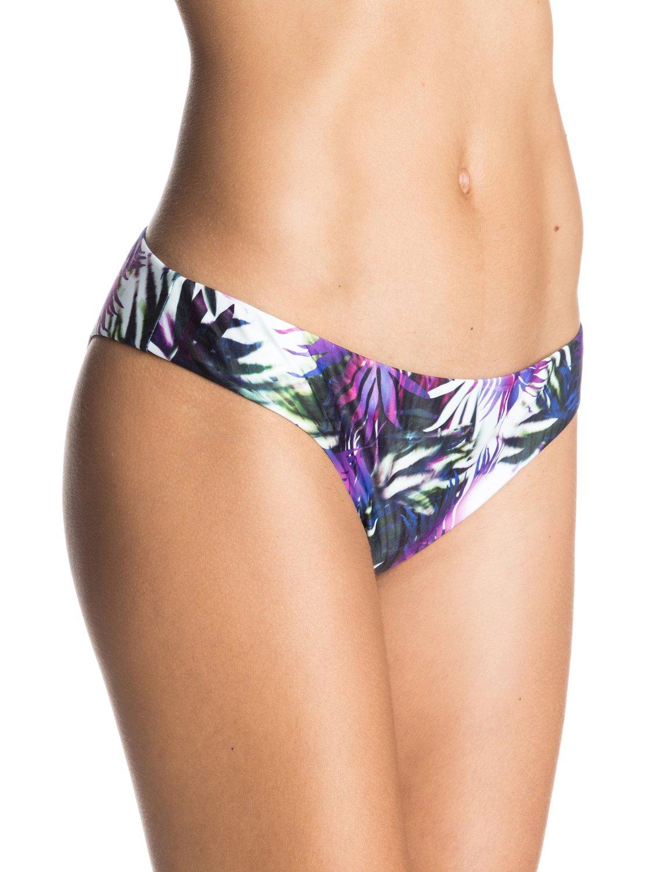 Caribbean Sunset Bikini BottomsЖенские плавки бикини Caribbean Sunset от ROXY. <br>ХАРАКТЕРИСТИКИ: фасон Surfer, малая площадь ткани, низкая линия пояса, светоотражающий логотип ROXY. <br>СОСТАВ: 78% переработанный нейлон/полиамид, 22% лайкра.<br>