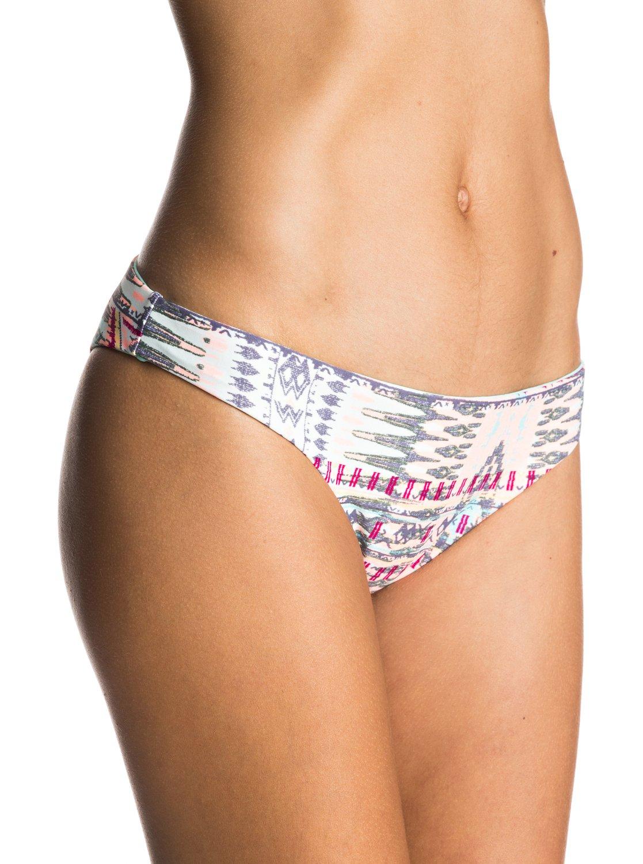 Sunset Bay Reversible Surfer - Partes De Abajo De Bikini para Mujer Roxy