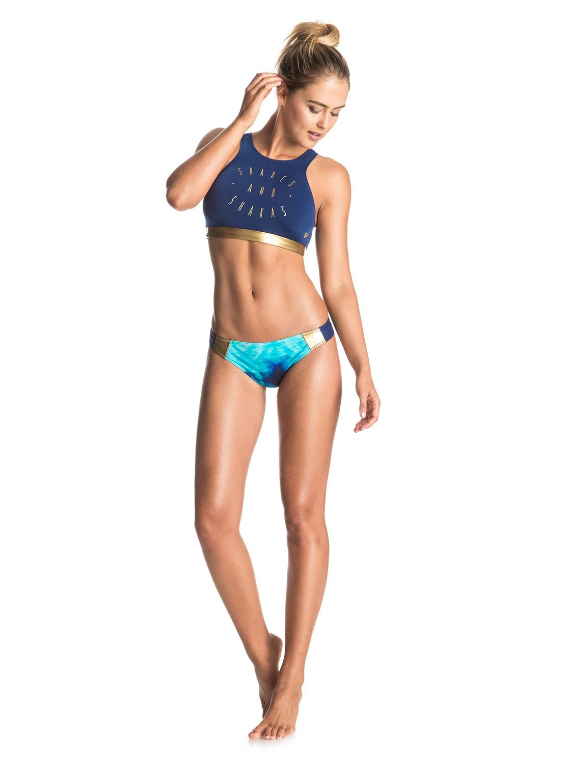 Pop Surf Bikini Unterteil Erjx403315 Roxy