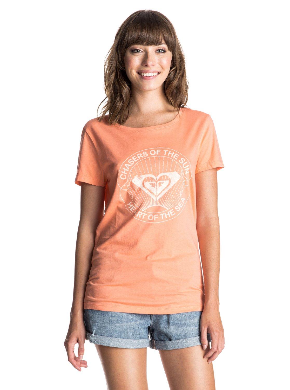 Women's Basic Crew Sun Chasers T-Shirt