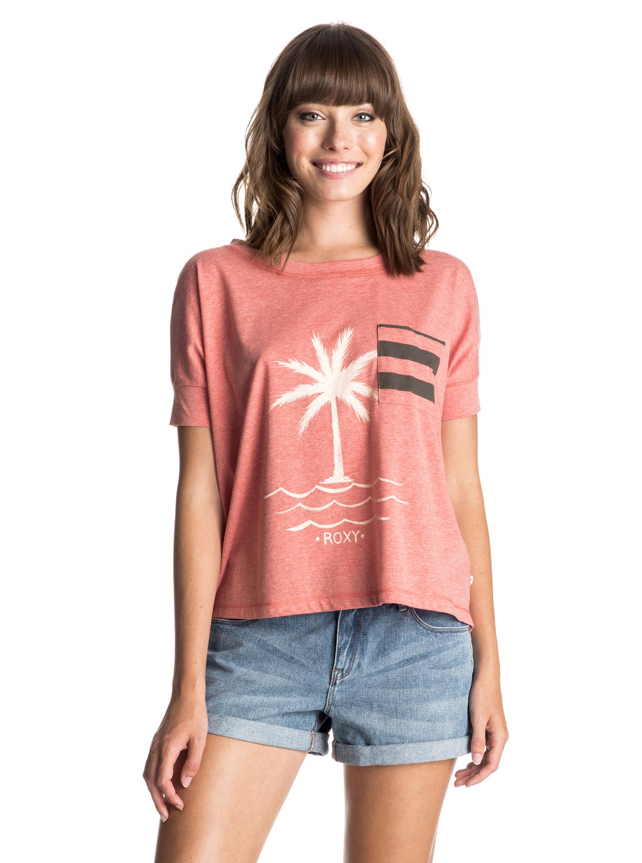 Women's Boxy Pocket Bondi Wave T-Shirt
