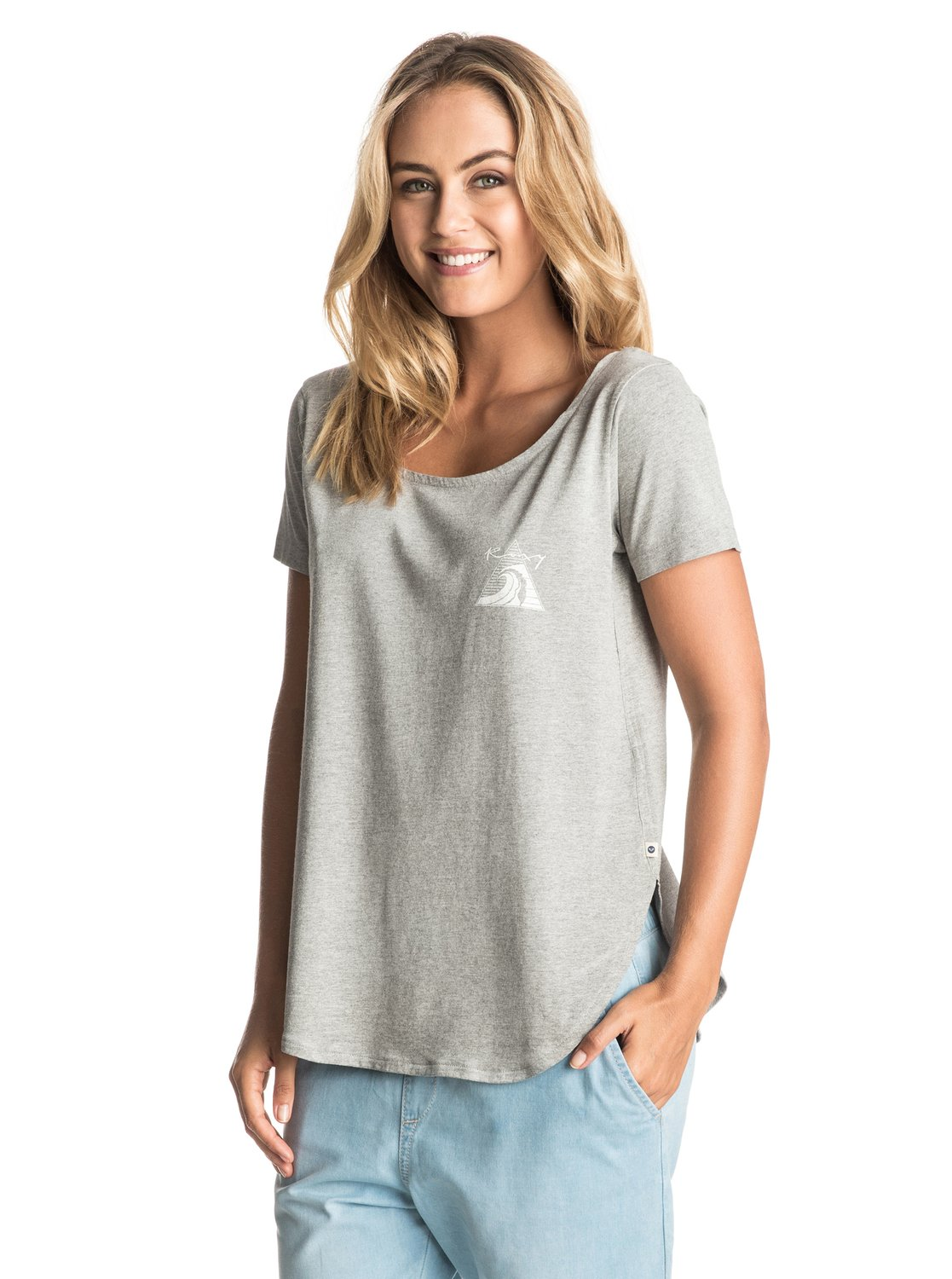 tulip side washed maison du surf t shirt erjzt03816