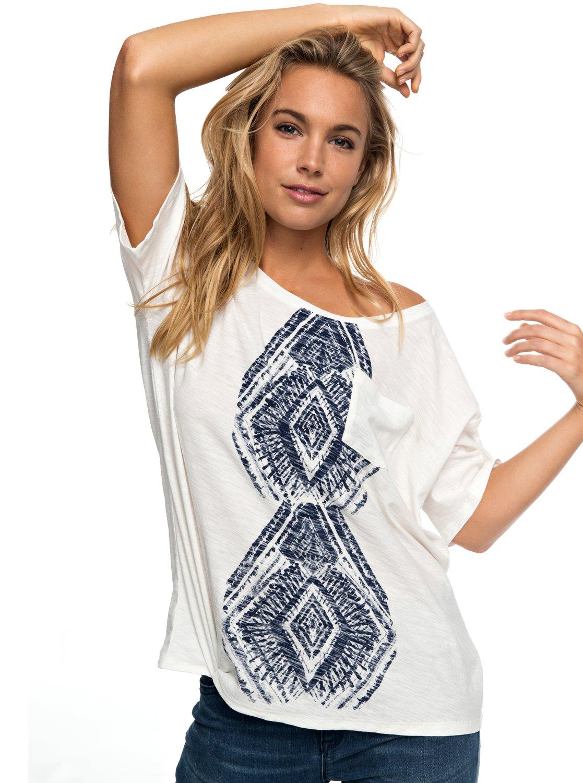 Wild Chaman - Camiseta para Mujer Roxy