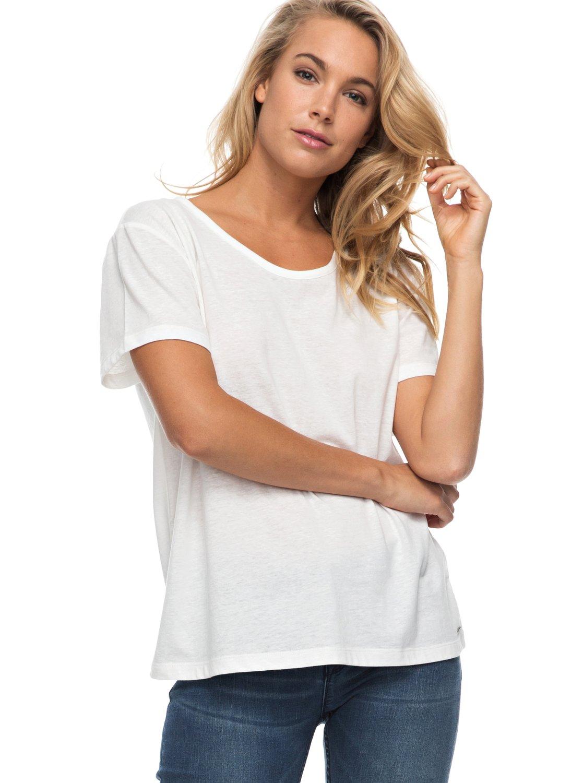 Just Simple - T Shirt pour Femme - Roxy