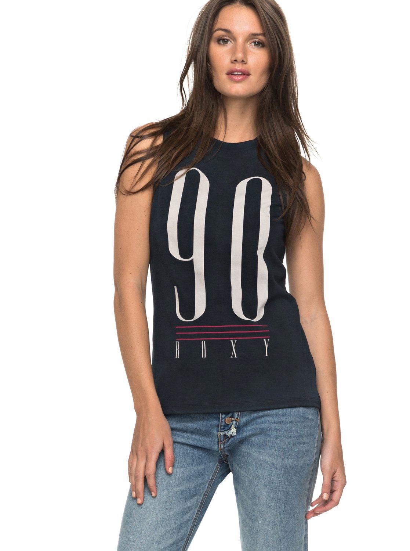 Pink Fringe 90 ROXY - Top Camiseta para Mujer Roxy