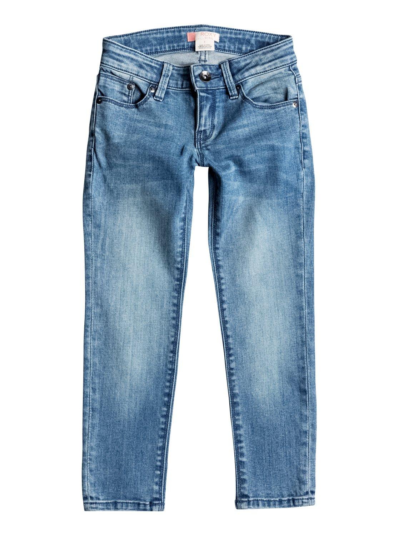 Узкие джинсы детские Yellow Sun от Roxy RU