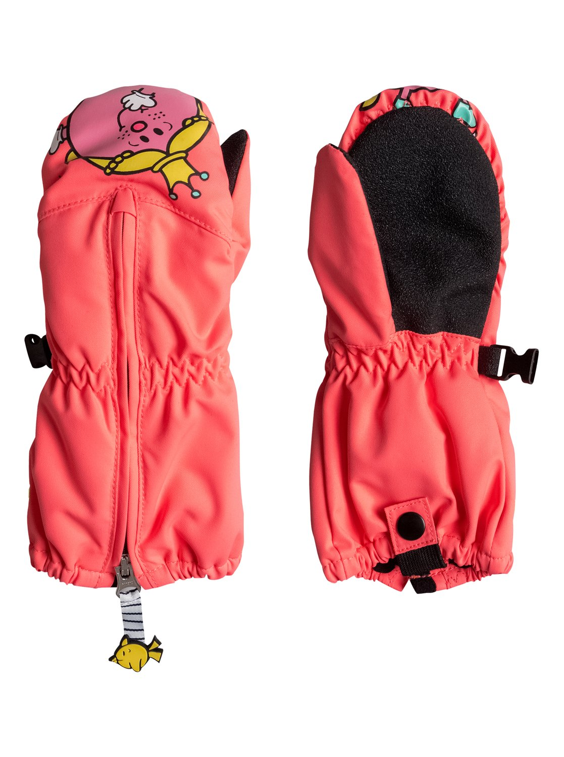 Snow's Up Little Miss - Moufles de snowboard/ski pour Fille - Roxy