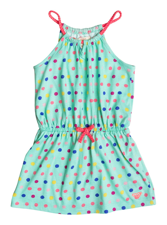 Платье на лямочках Kiwi Tokki