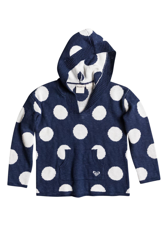 Drop Of RainСвитер для девочек Drop Of Rain от ROXY. Характеристики: стандартный крой, с капюшоном, нижний карман с вышитым сердечком, длина (от плеча до подола) – 42 см. СОСТАВ: 100% хлопок.<br>