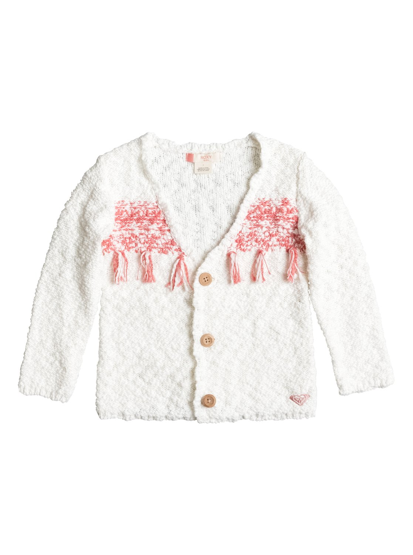 Girls 2-6 Jesper Out Button Up Sweater ERLSW03015 | Roxy