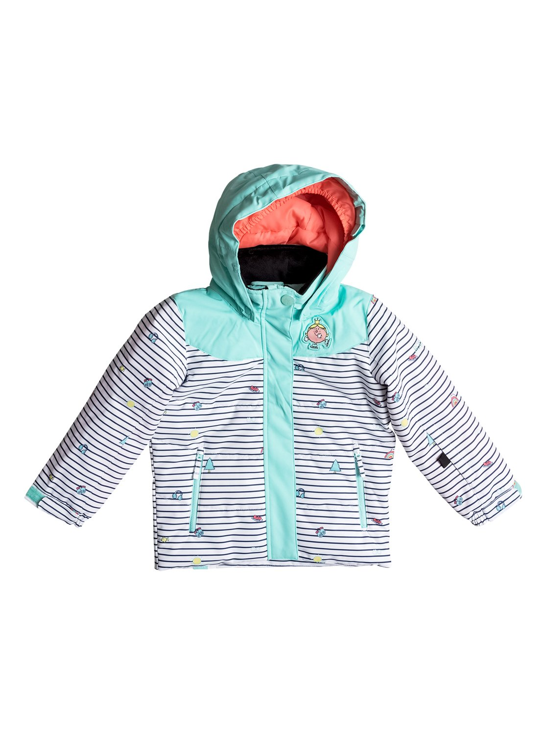 Anna Little Miss - Veste de snow pour Fille - Roxy