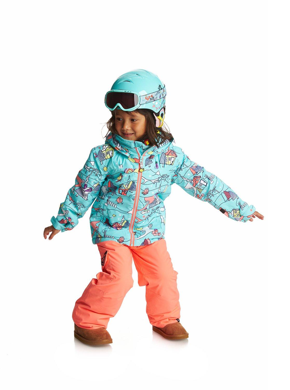 Little Miss Muffett Pretty Cute Doll Clothes Pattern 18: Mini Jetty Little Miss - Snow Jacket 3613372731334