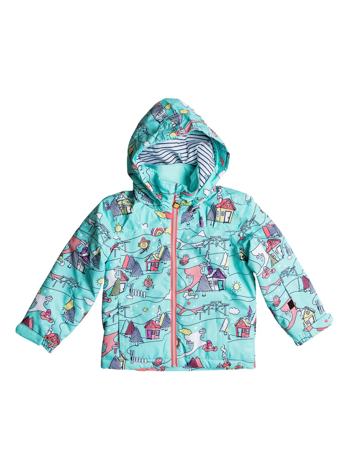 Mini Jetty Little Miss - Veste de snow pour Fille - Roxy