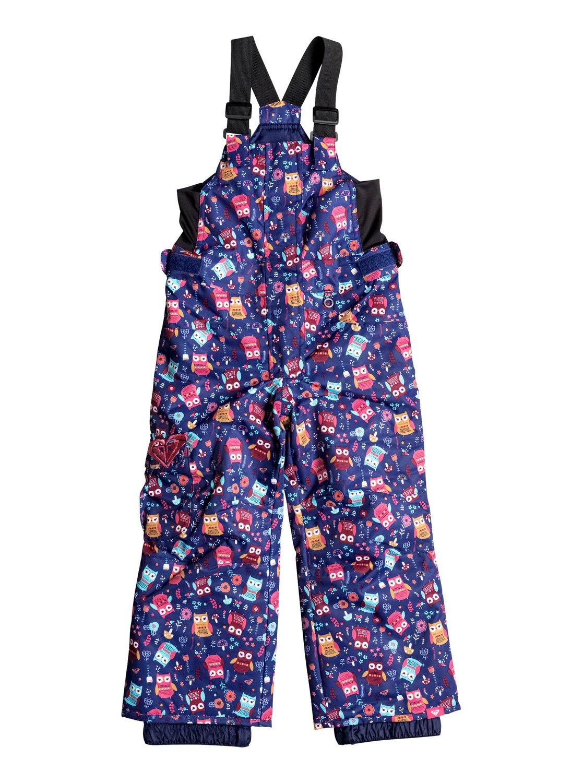 Сноубордические штаны-комбинезон Lola Printed Roxy
