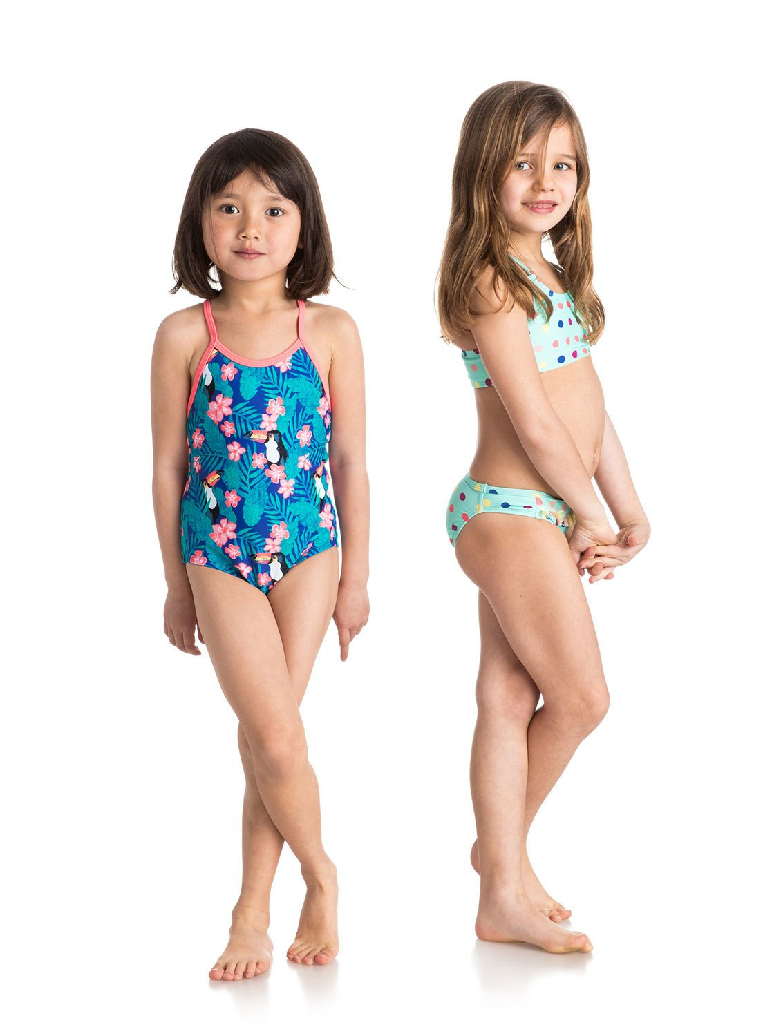 piece girls One swimsuits
