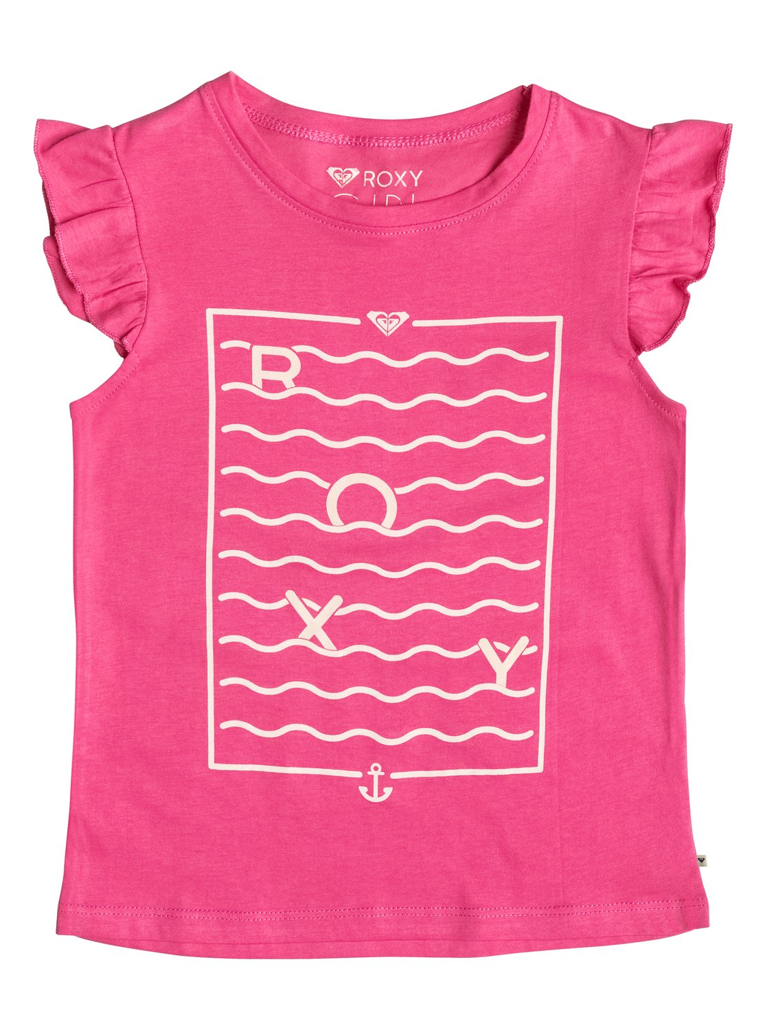Girl's Endless Dream Little Currents Cap Sleeve T-Shirt