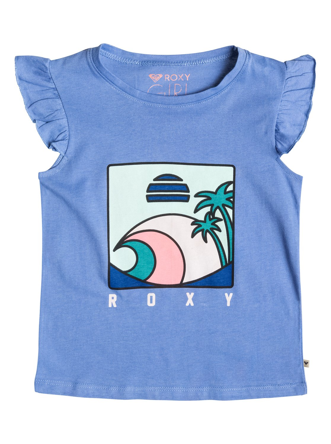 Endless Dream California - Cap Sleeve T-Shirt - Roxy<br>