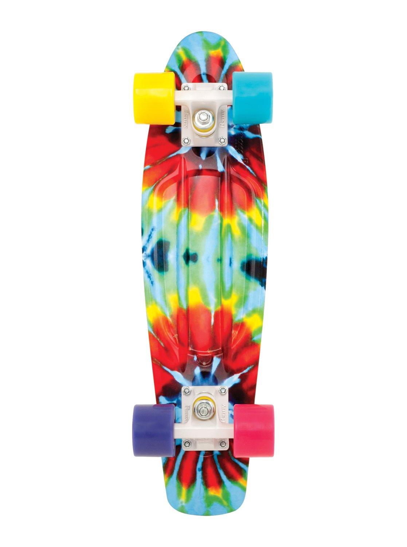 Penny Skateboard Multicolor Penny Tie Die Skateboard