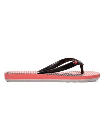 Для девочек (7-14 лет) Tahiti Flip Flops от Roxy RU