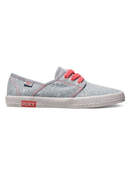 Для девочек (7-14 лет) Hermosa Lace Up Shoes от Roxy RU
