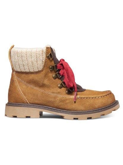 Ботинки на шнуровке женские Creston<br>