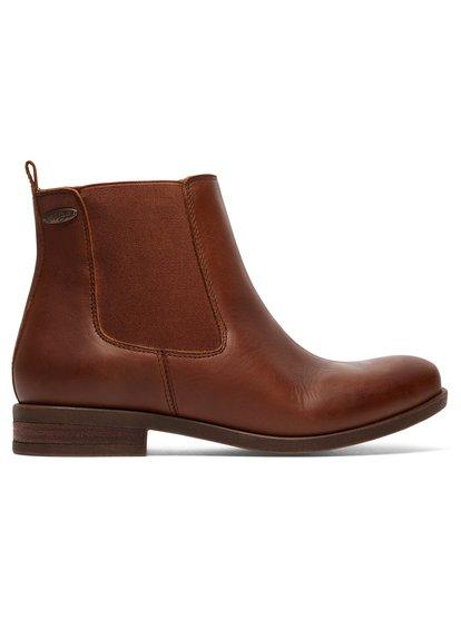 Кожаные ботинки Diaz<br>