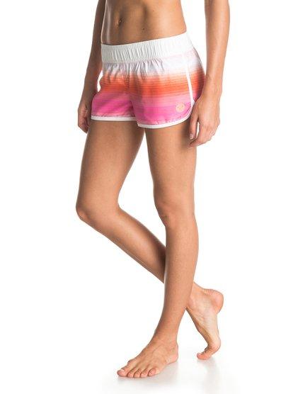 Roxy Love 2Roxy Love 2 – новинка из купальной коллекции Roxy Весна-лето 2015. Характеристики: женские бордшорты, переработанный полиэстер, несколько принтов. Дополнительно: задний плоский прорезной карман, состав – 100% переработанный полиэстер.<br>
