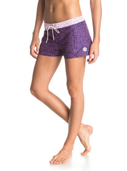 Twister 2Twister 2 – новинка из купальной коллекции Roxy Весна-лето 2015. Характеристики: женские бордшорты, шнуровка спереди, термонаклейка с логотипом Roxy. Дополнительно: длина по внутреннему шву 5 см, состав – 100% переработанный полиэстер.<br>