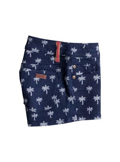 Girl's Lysi Denim Shorts