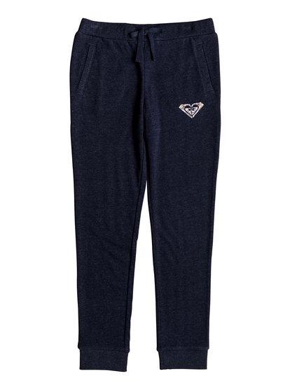 Sweet Sun Dream - Pantalon de jogging pour Fille 8-16 ans - Bleu - Roxy