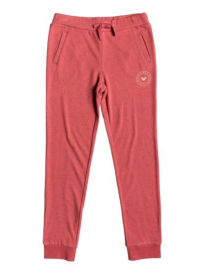 Sweet Sun ROXY Life - Pantalon de jogging pour Fille 8-16 ans - Rose - Roxy
