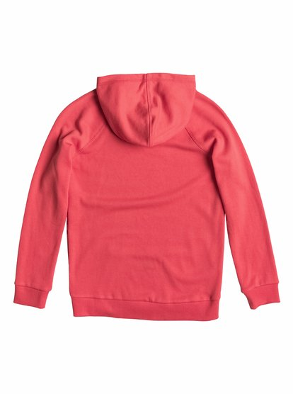 Tide Rush Solid - RoxyСвитшот для девочек Tide Rush Solid от ROXY. Характеристики: с капюшоном, легкая ткань плотностью 245 г/кв. м, рукава «реглан», трафаретный принт спереди. СОСТАВ: 60% хлопок, 40% полиэстер.<br>